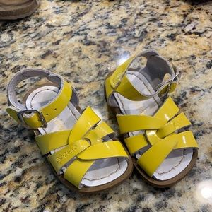 Saltwater sandals perfect for summer